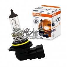 ORIGINAL Osram Sylvania Halogen Bulb HB4 9006 12V 51W for Head Light / Fog Light